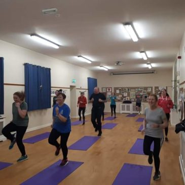 RT24 Classes Three Times a week in Laurencetown