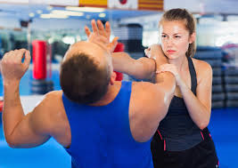 Self Defence for Girls and Women